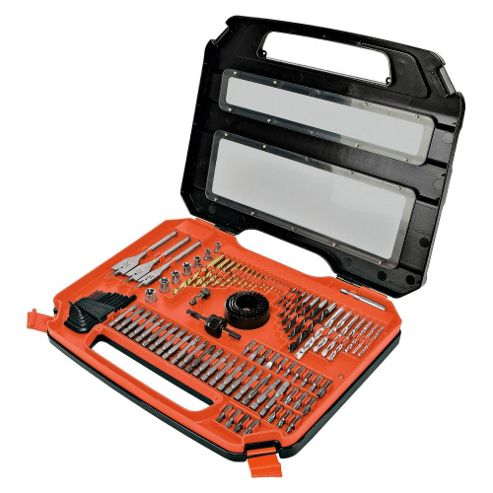 Black & Decker 100 Piece Accessories Set A7154-XJ