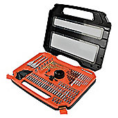 Black & Decker A7154-XJ 100 piece accessories set