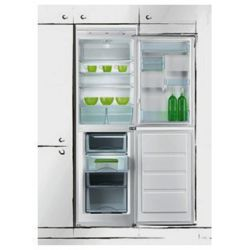 Baumatic BRB2617 Built-in Frost Free Fridge Freezer, Energy Rating A, Width 54.0cm. White