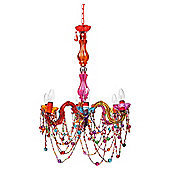 Tesco Marie Therese Chandelier Multi-Colour