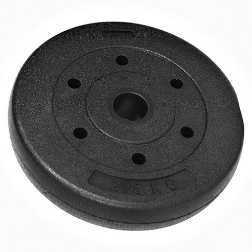 One Body 2.5kg Vinyl Weight