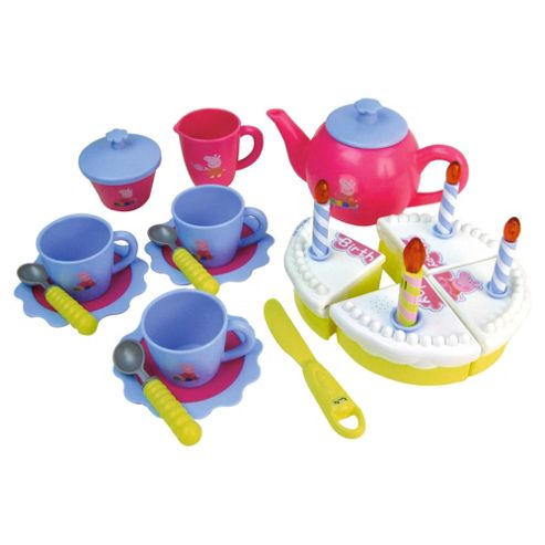Buy Peppa Pig Birthday Cake Set from our All Fancy Dress ...
