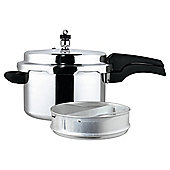 Prestige 4L High Domed Pressure Cooker