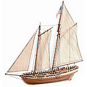 Artesania Latina Virginia American Schooner 22135 Model Ship Kit 1:35