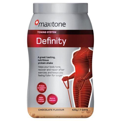 Maxitone Definity 420g Chocolate