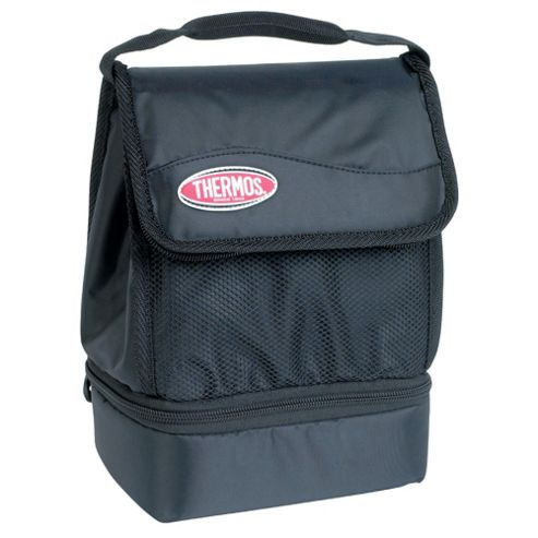 Thermocafe Duo Luncbag, Black