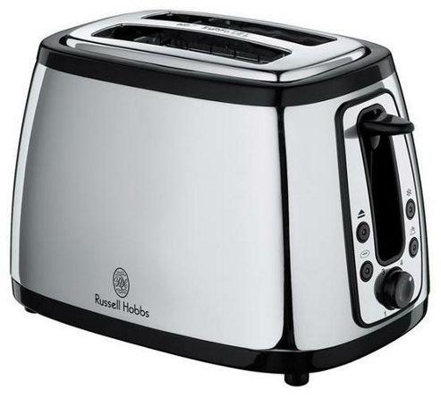 Russell Hobbs 18198 Heritage 2 Slice Toaster - Silver