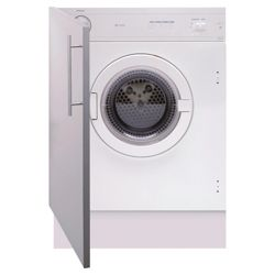 Caple TDi100 Fully Integrated Tumble Dryer, 6kg Load, C Energy Rating. White