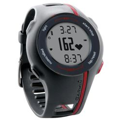 Garmin Forerunner 110 GPS men's watch with Heart Rate Monitor
