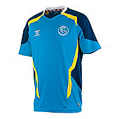 2014-2015 Seville Away Football Shirt - Blue