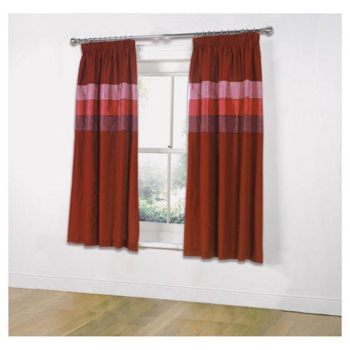 Tesco Nanza Curtains W168xL183cm (66x72