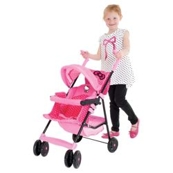 Hello Kitty Pushchair