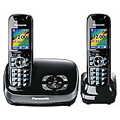 PANASONIC KX-TG8522 TWIN DECT PHONES
