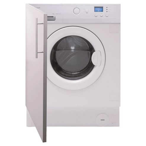 Caple WMi2004  Washing Machine, 7kg Wash Load, 1400 RPM Spin, A Energy Rating. White