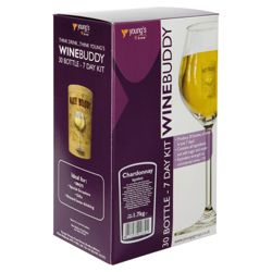WineBuddy 30 Bottle Chardonnay