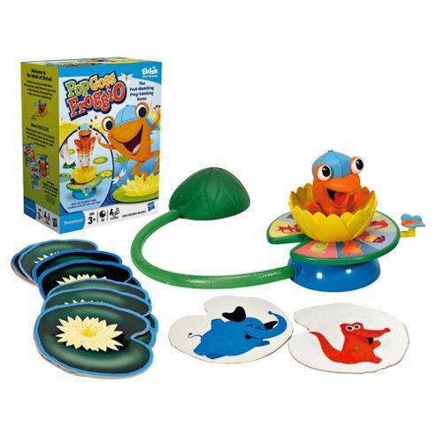 Pop Goes Froggio Board Game