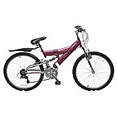 "Raleigh Roxy 24"" Kids' Bike - Girls"