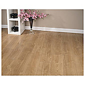 Westco 7mm V groove light oak flooring