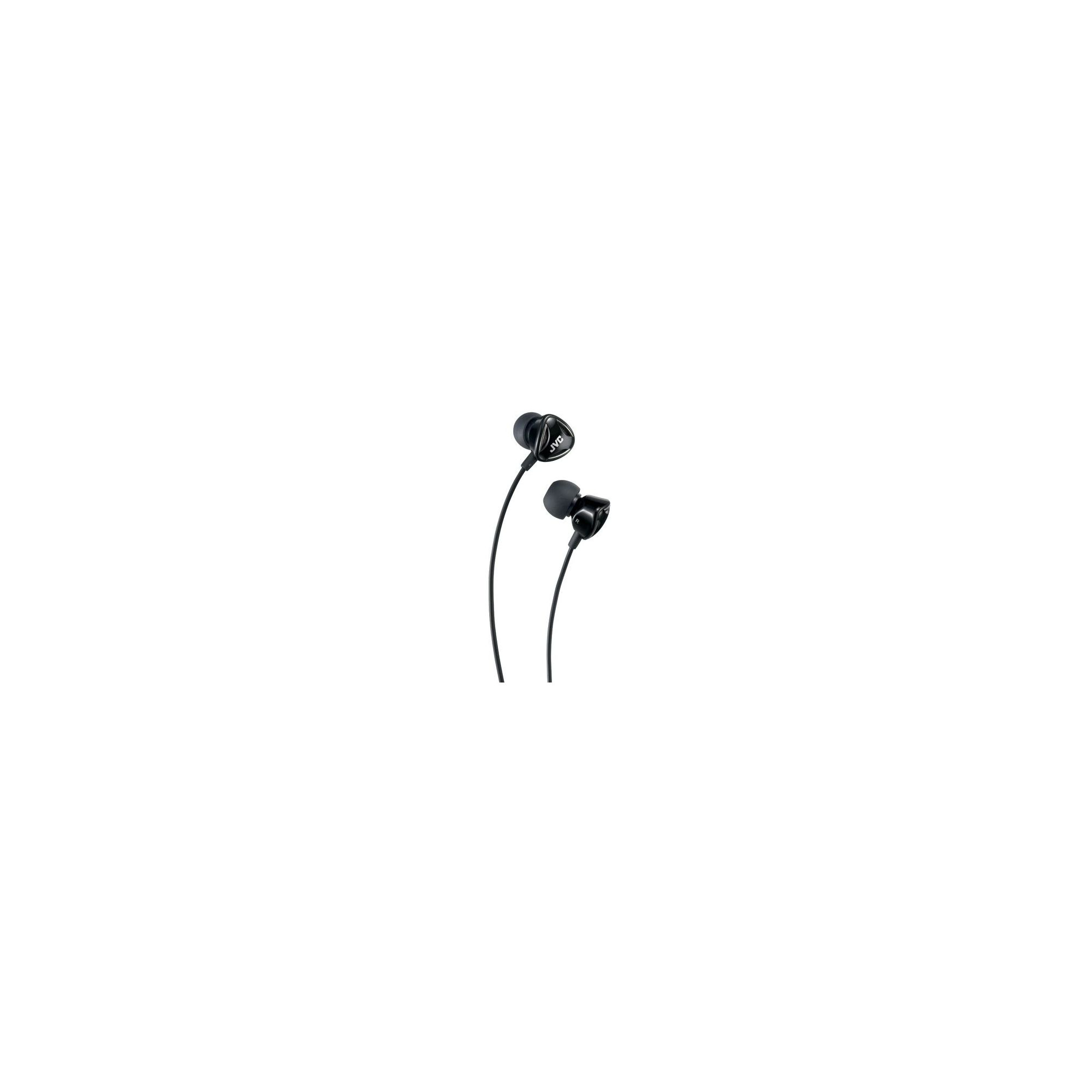 JVC HAFXC80E Carbon Integrated In Ear Canal Headphones