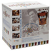 Alcoshot mixed fruit refill kit