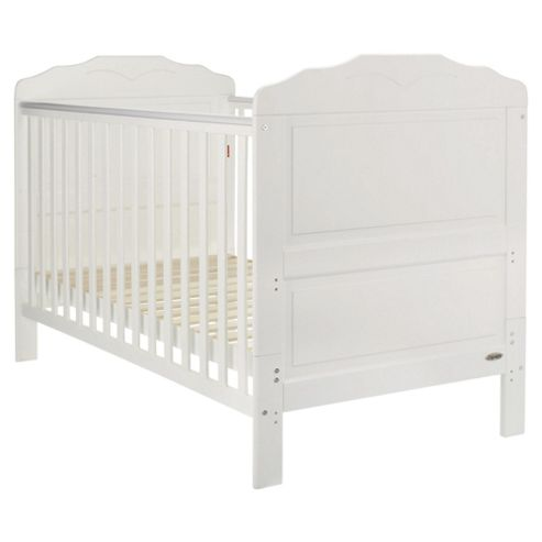 Obaby Beverley Cot Bed, White