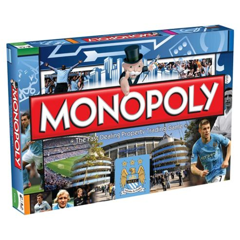 Monopoly Manchester City FC