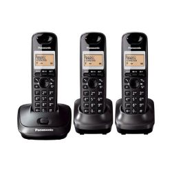 Panasonic KX-TG2513 Dect Telephones - Set of 3