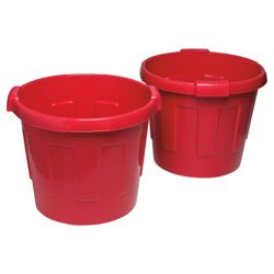 Whatmore Whizz-it tubs, 2 pack red