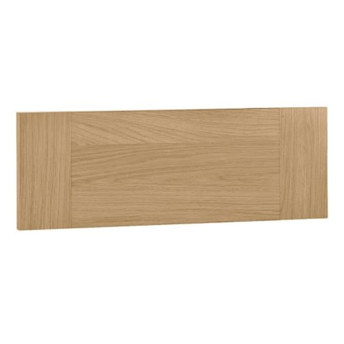 Modular 2 Pack Bedside Drawer Fronts, Oak-Effect