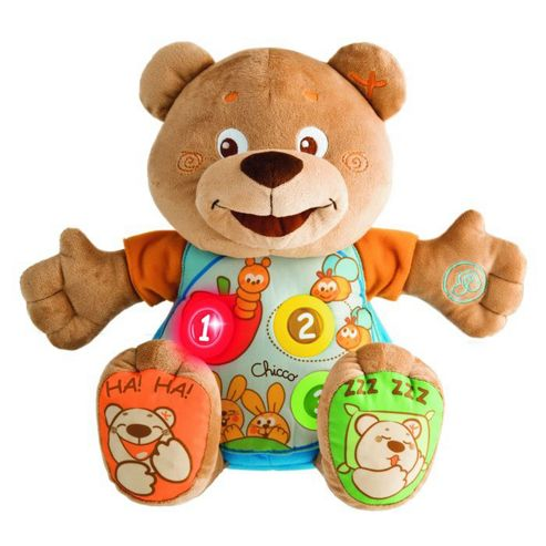 Chicco Teddy Count-With-Me
