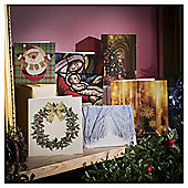 Great Value Christmas Cards, 30 pack