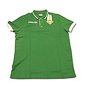 2013-14 Real Betis Cotton Polo Shirt (Green) - Green