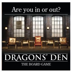 Winning Moves Dragons' Den The Board Game