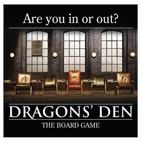 Dragons' Den The Board Game