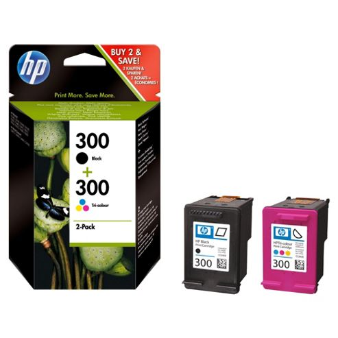 HP 300 Combo Printer Ink Cartridge (CN637EE)  - Tri-Colour
