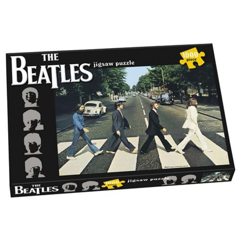 The Beatles 1000-Piece Abbey Road Jigsaw Puzzle