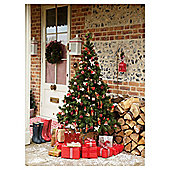 Tesco 6ft Windsor Fir Christmas Tree