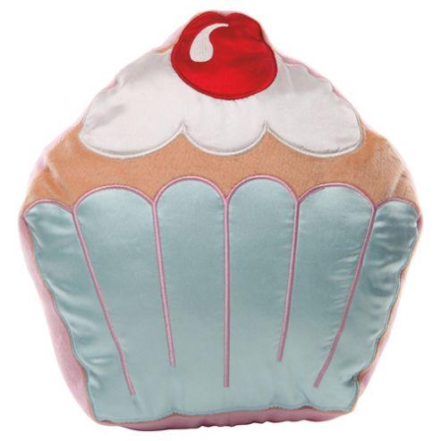 Tesco Kids Cupcake Cushion
