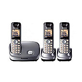 PANASONIC VALUE DECT TRI METALLIC S IL