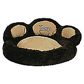Tramps Paw grizzly pet bed