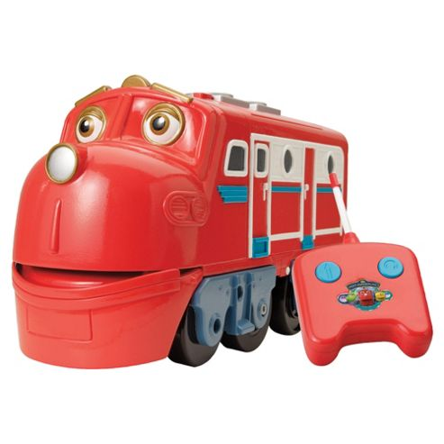 Chuggington Remote Control Wilson Red