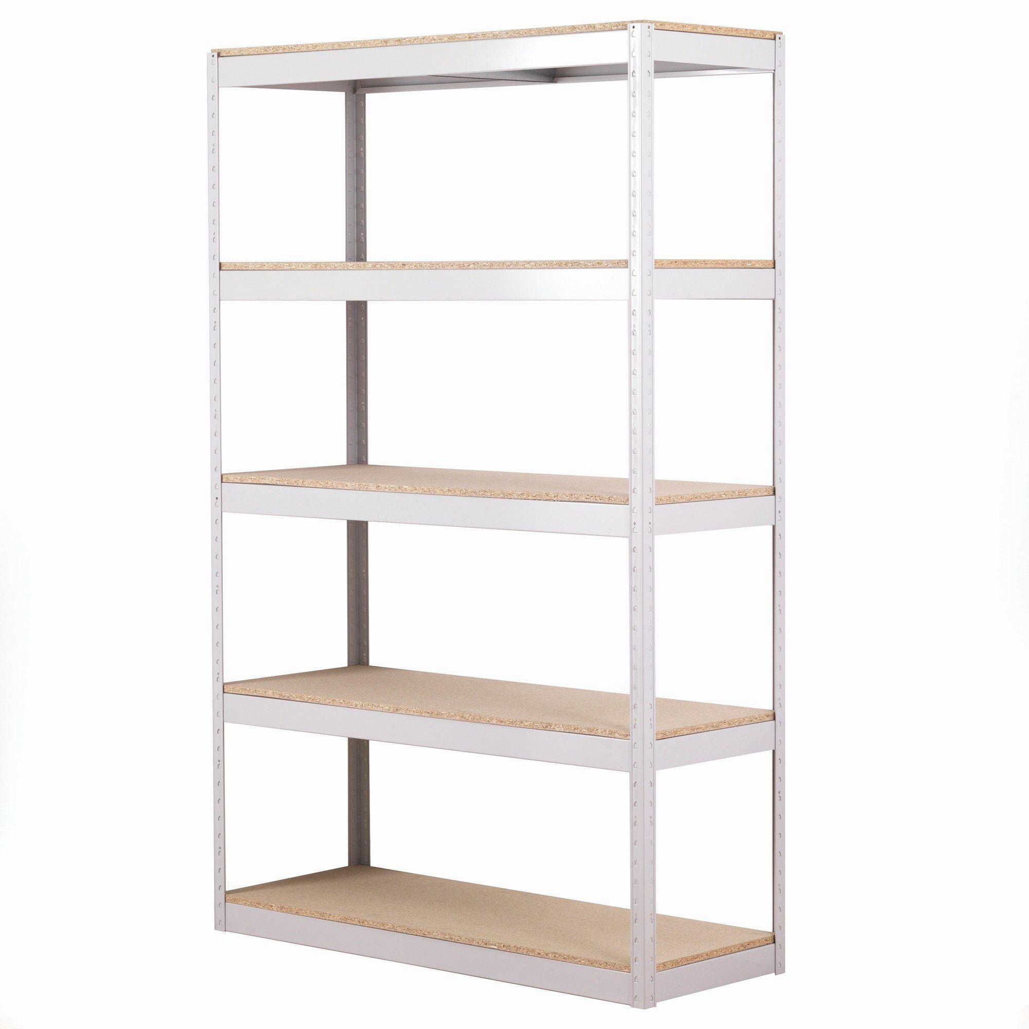 Office Sense Zamba Stock and Archive Tall Shelving Unit at Tescos Direct