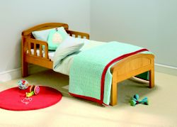 East Coast Country Toddler Bed, Natural