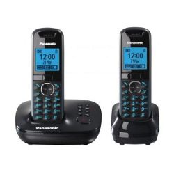 Panasonic KX-TG5522EB Cordless  Telephone - Set of 2