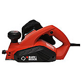 Black & Decker 650W KW712KA planer & accessories set