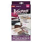 JML Vacuum Pack Jumbo, Twin Pack