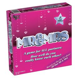 University Games Mr & Mrs Game