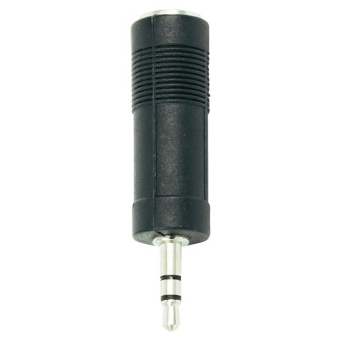 Tesco 6.35mm Jack to 3.5mm Jack Adaptor