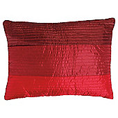 Tesco Nanza Cushion, Red