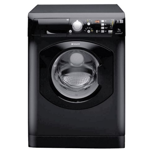Hotpoint Aquarius WMF740K Black Washing Machine